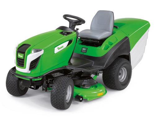 Tracteur de pelouse MT 6112 ZL