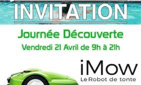 Journée Découverte des robots de tonte 21/04/17