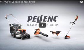 SPOT TV 2018 Pellenc