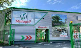 Nouvelle façade Matagrif !