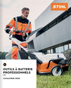 Outils à batterie professionnels – Catalogue STIHL VIKING
